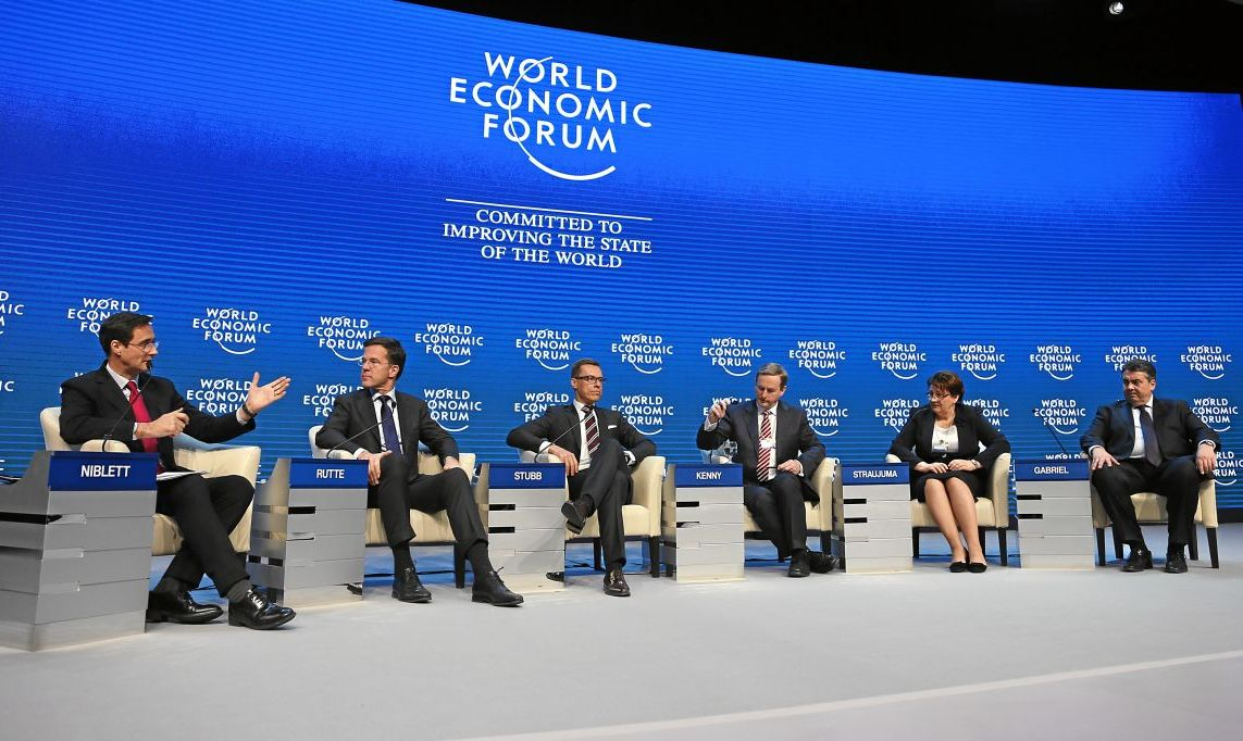 """Всемирный экономический форум """"Давос 2017"""""""