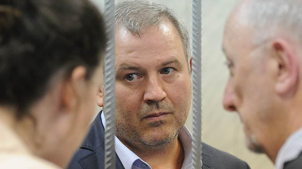 Заместитель Спецстроя арестован.